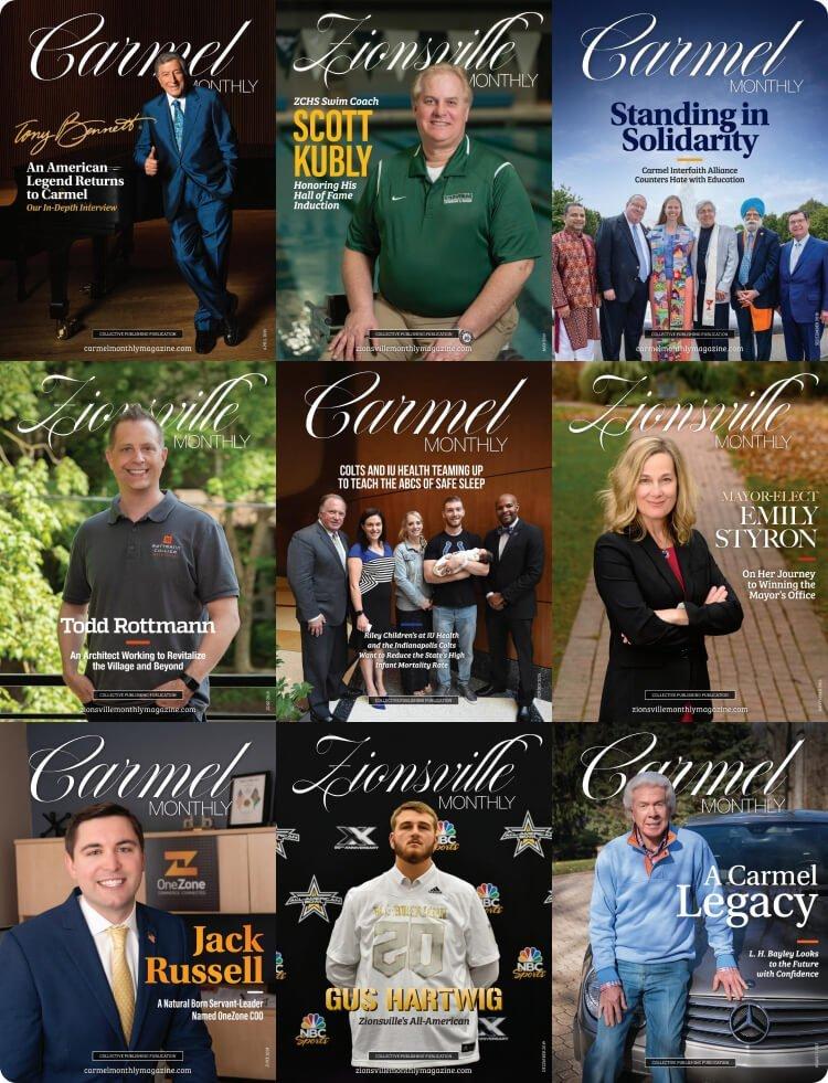 carme monthlyl magazines